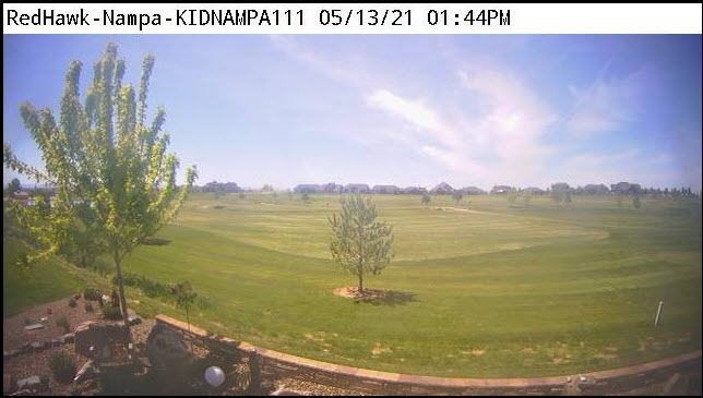 Red Hawk Golf Course Webcam